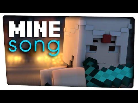 ♪ Mine Song A Minecraft Parody of Rachel Platten s Fight Song ♪