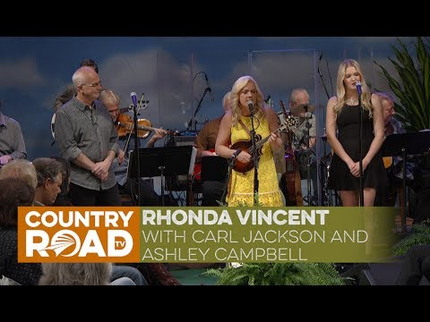 Rhonda Vincent sings I m Not Over You
