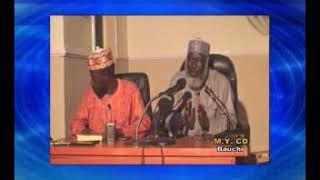 UWA RIGAR ADO  Tareda:- Malam Ahmad Tijjani Yusuf Guruntum (Hafizahullah)
