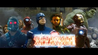 Marvel Ultimate Alliance Epic Supercut Trailer