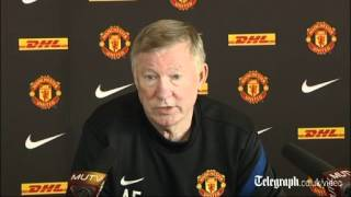 Sir Alex Ferguson: Manchester City bringing back Carlos Tevez is desperate