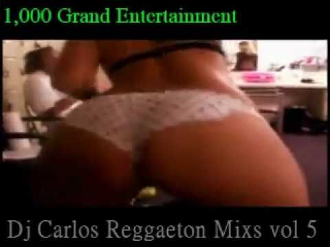 Reggaeton Mixs 2011 Dj Carlos Da Beast VOL 5 Sexi Dance