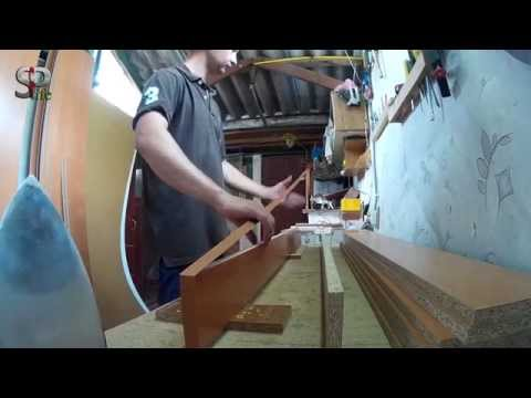 Мебель своими руками как клеить кромку