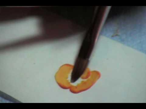 Como hacer una flor de 3D para decorar uñas de acrilico 2da parte