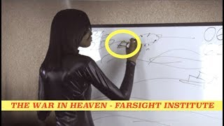 The War in Heaven - Remote Viewing Revelation - Farsight Institute, Courtney Brown, Live