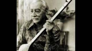 تکنوازی سه تار استاد احمد عبادی در آواز ابوعطا