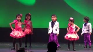 Vaishnavi Dance Performance Nov 2015