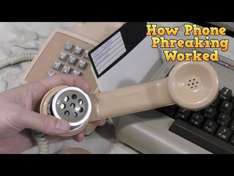 How Telephone Phreaking Worked