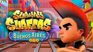 SUBWAY SURFERS - BUENOS AIRES 2018 ✔ SPIKE AND 25 MYSTERY BOXES OPENING