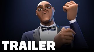 Spies In Disguise Trailer (2019) Will Smith, Tom Holland