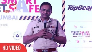 Milind Bharambe IPS Speech | Street Smart | Mumbai Road Safety Week Campaign