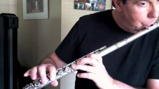 Flute lesson for beginners with Mr. Ham. Have a flute???