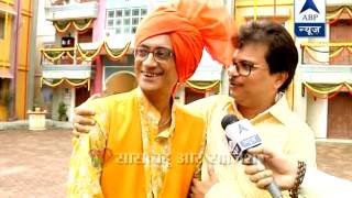 SBS's day-out with Aasit,the producer of Tarak Mehta..