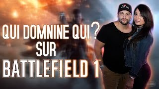 Qui domine qui avec PinkGeek sur Battlefield 1 ? ON RAGE MAIS ON KIFFE  !
