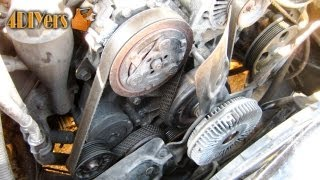 DIY: Diagnosing a Faulty Water Pump