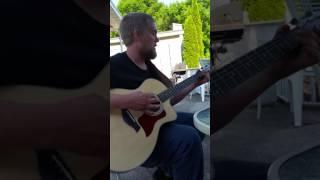 Dale singing Layla 2016