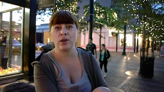 Cheryl is homeless in Burlington, Vermont. She is pregnant and currently couch surfing.
