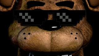 Turn Down For What - Five Nights at Freddy's