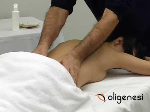 Corso di Massaggio Californiano n.1 oligenesi.it