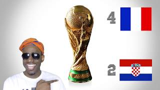 France 4-2 Croatia Post Match Analysis | World Cup 2018  Final