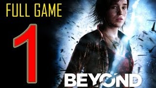 Beyond Two Souls - Walkthrough part 1 No Commentary Gameplay Let's play PS3