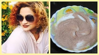 Instant Skin WHITENING HOMEMADE PACK to reduce TAN , ACNE SCARS , PIGMENTATION & CLOSE OPEN PORES