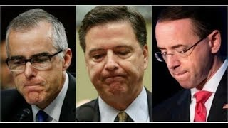 TRUMP GOES ON OFFENCE! CALLS FISA JUDGE TO PRESS CRIMINAL CHARGES ON COMEY, ROSENSTEIN, MCCABE & YAT