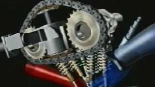Motor comando variável 1