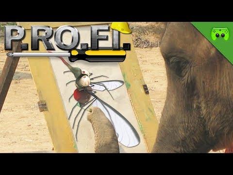 Aus einem Elefanten eine Mücke machen 🎮 P.RO.FI. #27