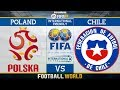 Poland vs Chile ⚽️ | International Friendly (Pre World Cup) 2018 | 08/06/2018 | FIFA 18