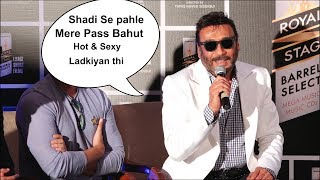 Jackie shroff  Share His Funny Love Life Movments    Jaggu Dada