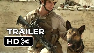 Max Official Trailer #1 (2015) - War Dog Drama HD