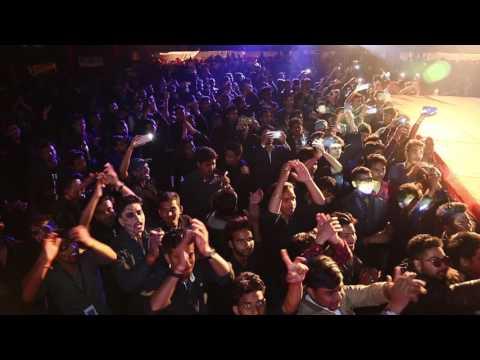 DJ HARSH BHUTANI LIVE @ ALLEN HOUSE GROUP OF COLLEGES