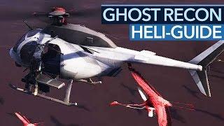 Ghost Recon: Wildlands -Hubschrauber richtig fliegen: Zwei Modi, ein Trick (Guide)