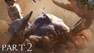 "ASSASSIN'S CREED ORIGINS CURSE OF THE PHARAOHS ""SCORPION"" - Walkthrough Gameplay Part 2 (AC Origins)"