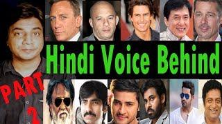 Meri Aawaz hi Pehchan hai | Hindi Dubbing Artists Part 2 | Hollywood & Tollywood