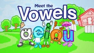 Meet the Vowels (FREE) | Preschool Prep Company