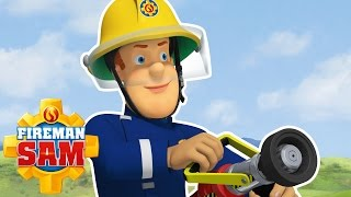 Fireman Sam NEW Episodes - Fireman Sam's Best Rescues | Season 6! 🚒 🔥