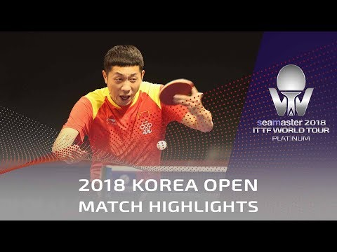 Xxx Mp4 Xu Xin Vs Masataka Morizono 2018 Korea Open Highlights R32 3gp Sex