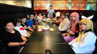 Hatsune Miku 7th anniversary birthday party malaysia