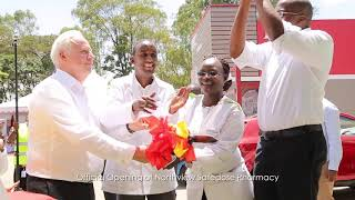 V POWER SAFEDOSE PHARMACY OPENING