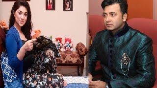 শাকিব খান আরও একবার স্ত্রী অপু বিশ্বাসের সাথে মিলিত হলেন ! Shakib Khan met Apu Biswas !