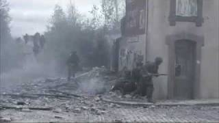 Band of Brothers Episode 3 Carentan Battle