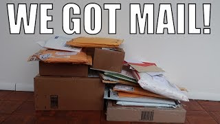 FAN MAIL Unboxing on Mail Day - Taco Mail February 2019