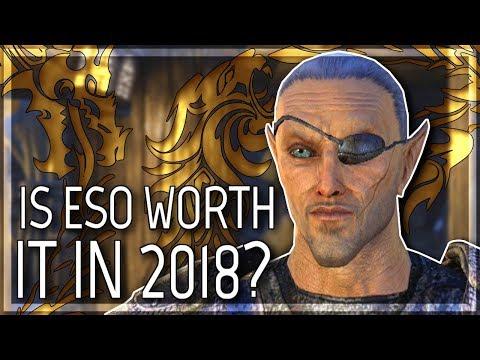 Xxx Mp4 ESO Is It Worth Playing In 2018 Elder Scrolls Online 1080p PC 3gp Sex
