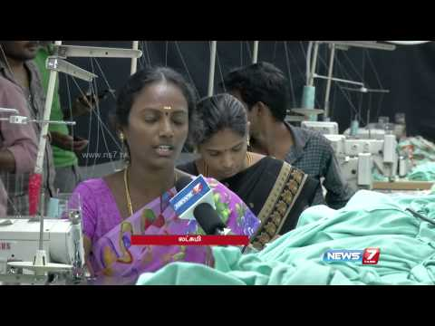 Xxx Mp4 Tirupur Knitwear Industry Workers Weave A Fortune Working Round The Clock 3gp Sex