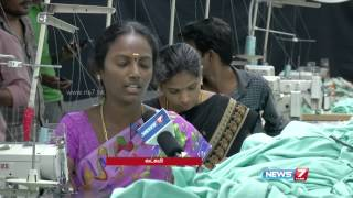 Tirupur knitwear industry: Workers weave a fortune working round-the-clock