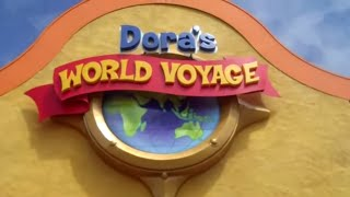 Dora's World Voyage (On & Off Ride) At Pleasure Beach Blackpool