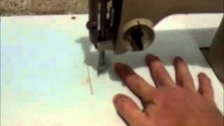 sewing machine to saber saw