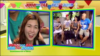 Juan For All, All For Juan Sugod Bahay | April 27, 2017